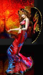 ChinesePrincess_TerraMerhyem_2017_01 (TerraMerhyem) Tags: terramerhyem merhyem chinoise chinese princesse princess red rouge femme woman girl sexy mannequin model topmodel carnaval carnival belle beauté beauty jeune young déguisement costume mandarin traditionnelle jolie cute mignonne