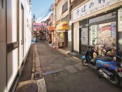 Japan (Costa Rica Bill) Tags: japan city street iphone vsco