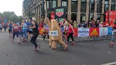 London Marathon 2017 Water Aid Camel (sarflondondunc) Tags: londonmarathon westminsterbridge westminster london 2017 wateraid camel