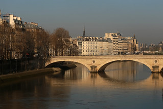 Pont Louis Philippe - Paris (France)