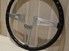 24 hours later (longsheds) Tags: mgb mgbgt mgsteeringwheel 7273steeringwheel