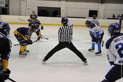 En position ! / Ready? (Fontenay-sous-Bois Officiel FRANCE) Tags: fontenay fontenaysousbois regionparisienne valdemarne iledefrance 94 94120 fsb france hockey hockeysurglace pumas patinoire sport arbitre referee
