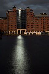 080/365  019/100x (neals pics) Tags: building architecture manchester salfordquays water reflection light office cloud my100xlongexposure sunlight windows landmark 365the2017edition 3652017 day80365 21mar17 100xthe2017edition 100x2017 image19100