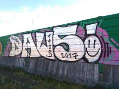 Davs (Graffiti Ferrolterra) Tags: graffiti ferrolterra ferrol tags throwup bombing graff