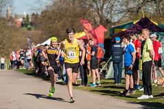 DSC_1381 (Adrian Royle) Tags: birmingham suttoncoldfield suttonpark sport athletics running racing action runners athletes erra roadrelays 2017 april roadracing nikon park blue sky path