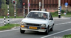 Peugeot 505 STD Turbo 1988 (XBXG) Tags: nj415n peugeot 505 gtd turbo 1988 peugeot505 diesel td amsterdam nederland holland netherlands paysbas vintage old classic french car auto automobile voiture ancienne française vehicle outdoor