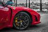 Ferrari F430 (MR PETROLHEAD) Tags: ferrari rosso red f430 italian supercar cars tyres wheels pirelli speed car vehicle v8 engine natural calipers brakes prancing horse
