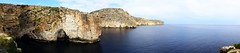 Blue Grotto, Malta. (廖法蘭克) Tags: bluegrotto malta canon 6d 馬爾他 藍洞 環景 ocean coast frank photographer photography photograph vacation relax holiday easter 藍天 blue bluesky 海 海岸線 sunny sunshine canonef2470mmf28iil