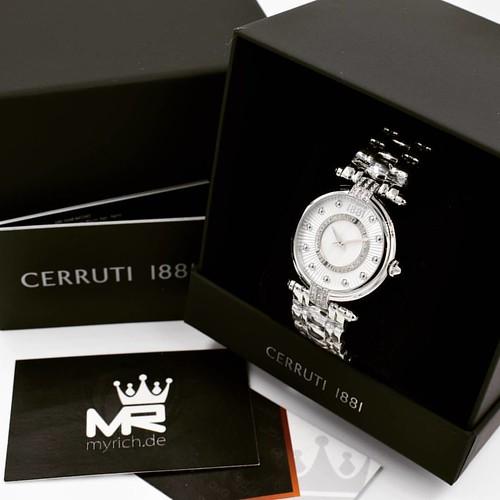 cdc0d800e3 CERRUTI 1881 CRM140SN04MS | @MyRich.de #cerruti #cerruti1881 #cerrutiwatch  #original
