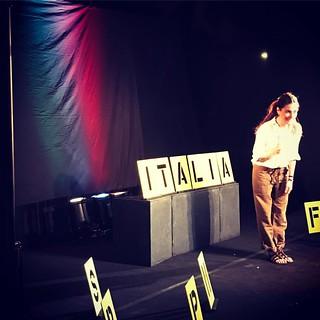 Salutiamo la Lombardia con un soldout #teatrobresci #tournée #theatrelife #theaterlife #tournée