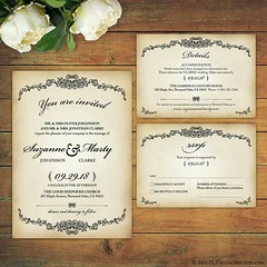 Vintage Victorian style design, high resolution Wedding Invitation, Details and RSVP card template supplied as pdf, put your own text in! http://etsy.me/2pNEQqd #vintage #victorian #wedding #invitation #rsvp #template #mywedding #weddingdesign #loveweddin (maypldigitalart) Tags: beautiful lovelove mywedding vintage invitations elegant template beautifulweddings entreprenuers invites entrepreneursofinstagram vintagestyle bride vintagelook vintageshop gorgeous businessowners wedding invitation awesome businesses vintagelove weddingdesign vintagestores victorian love rsvp vintagestuff loveweddings