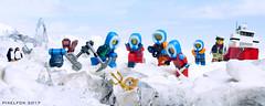 Under the Ice (Pixel Fox) Tags: lego ice explore jack storm arctic antarctic