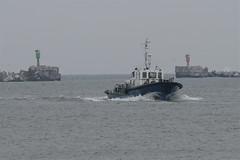 DSC_5071 (sauliusjulius) Tags: lvlpx liepaja latvia port libau karosta libava pilot4 pilot vessel liepāja mmsi 275038000 call sign yl2475