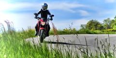 3 years ago :) (piersley) Tags: motorbike hondacb500f motorrad kurve