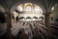 (Michal Seidl) Tags: abandoned church opuštěný kostel verlassene kirche hdr urbex czech sudetenland sudety lost decay