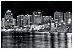 City of West Palm Beach, Palm Beach County, Florida, USA (Jorge Marco Molina) Tags: westpalmbeach palmbeachcounty city cityscape urban downtown skyline southflorida density centralbusinessdistrict skyscraper building architecture commercialproperty cosmopolitan metro metropolitan metropolis sunshinestate realestate highrise bridge