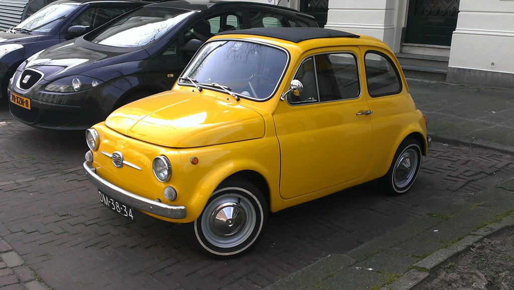 Fiat Garage Rotterdam : The worlds best photos of fiat and jaune flickr hive mind