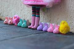 Easter Feet