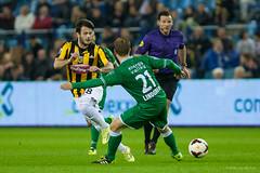 Vitesse - FC Groningen (M.N. van der Kolk) Tags: soccer arnhem playoffs 13 voetbal vitesse gelredome fcgroningen