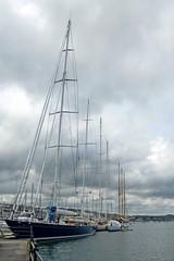 Yachts at Falmouth (Tim Green aka atoach) Tags: cornwall falmouth