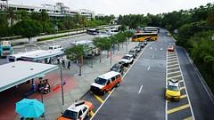 Cabana Bay Beach Resort shuttle. (OrlandoInformer) Tags: bus transportation shuttle cabanabaybeachresort