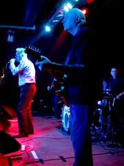 crispy ambulance (the_gonz) Tags: music rock manchester concert gig leeds livemusic ambulance crispy postpunk alternative newwave belgrave manchesterband factoryrecords crispyambulance