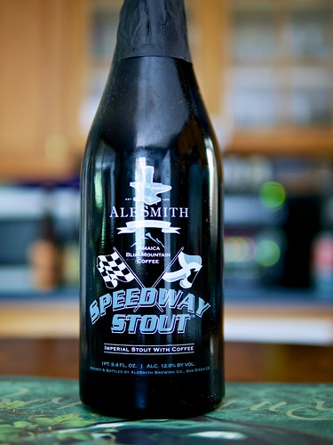 AleSmith Speedway Stout (Jamaica Blue Mountain Coffee)