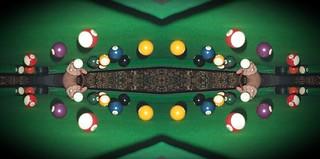 #CrazyCamera pool table