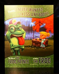 Frankly, I Never Wanted to Kiss Anybody!:  the Story of the Frog Prince as Told by the Frog (Vernon Barford School Library) Tags: new school never classic fairytale reading book other high kiss anyone tales library libraries side reads prince books frog read story fairy cover nancy frogs junior wanted covers bookcover middle princes non vernon alonso recent anybody denis bookcovers loewen nonfiction fairytales frogprince barford frankly vernonbarford 9781479549795 talefractured talesfracturednon fictionnonfictionpaperbackpaperbackssoftcoversoftcovershumorhumourhumorousadaptationadaptationsadaptedadaptfractured