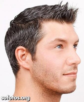 cabelo masculino moderno