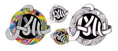 A little present for Lviv (solomiya.shevchuk) Tags: art colors ink logo design rainbow graphics drawing unique lviv ukraine type tatoo doodling ua