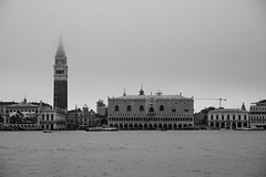 Rainy Days in Venice (LaPanteraRosa.) Tags: venice blackandwhite italy venezia venedig rainydays sonyalpha900