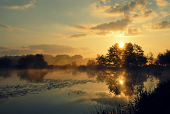 Morning Silence series (frata60) Tags: morning holland nature netherlands nikon nederland natuur nikkor f28 drenthe ochtend ochtendgloren 1755mm nederlandvandaag nikonflickraward bestcapturesaoi elitegalleryaoi