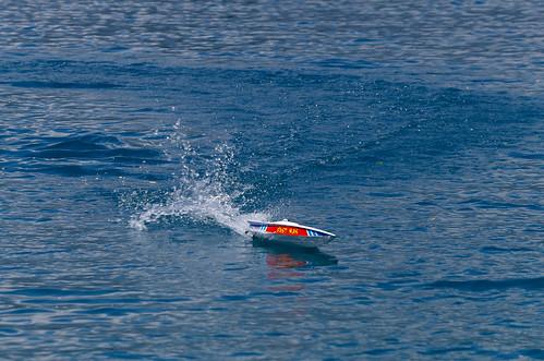 "Rc boat ""Fast Man"""