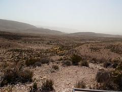 Desert and Mountain!