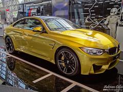 BMW M4 (Drinu C) Tags: auto cars germany munich automobile sony bmw dsc m4 bmwwelt hx100v adrianciliaphotography