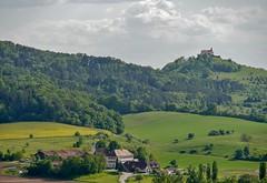 Ammerhof, Wurmlinger Kapelle (to.wi) Tags: landscape landschaft ludwig tbingen kapelle uhland wurmlinger wurmlingen ammertal towi ammerhof