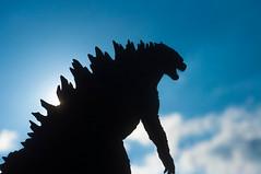 Godzilla (misterperturbed) Tags: godzilla neca godzilla2014