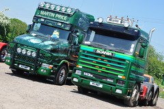 Martin Price Scania R143m M  5 MWP (truck_photos) Tags:
