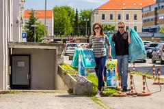 Visok vodostaj u Slavonskom Brodu