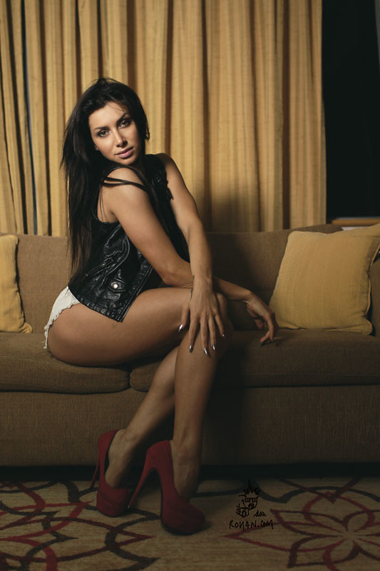 This looked european amateur glamour models splendid with