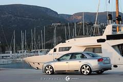 2 (- AJ Photography- / Evolution Cars) Tags: low static a4 audi b7 stance oem oemplus kwsuspension