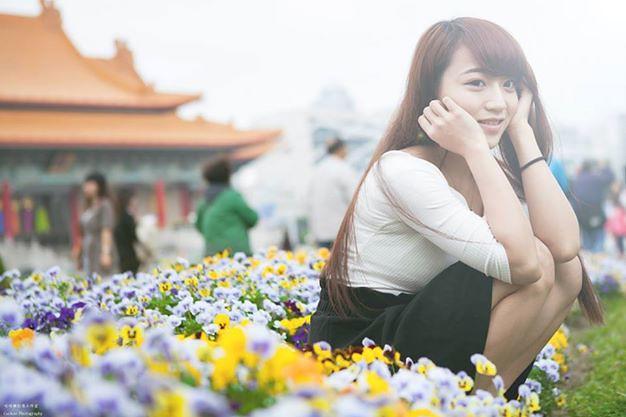 Koobii人氣嚴選57【華夏學院─蕭如晏】心直嘴快的甜美系正妹