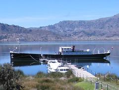 The Yavari (pburka) Tags: lake peru titicaca museum boat ship transport navy inland puno yavari silverorange:id=203156