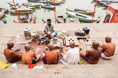 Pitru pooja (ayashok photography) Tags: india asian nikon asia december indian ceremony desi soul varanasi bharat rituals cremation bharath ghat desh barat cwc barath dasaswamedh 2013 nikkor24120mmvr ayashok nikond700 ghatsofvaranasi chennaiweekendclickers ayashokphotography ayp1709