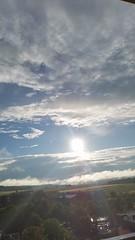 Regen Sonne Wasserdampf 20140629_201128 (eagle1effi) Tags: sky clouds himmel wolken samsung sonne s5 samsunggalaxys5 samsungsmg900f
