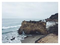 (.maila.) Tags: ocean california blue summer robert beach pool rock azul mar los sand memorial rocks state angeles areia tire el malibu arena h pools verano verão meyer oceano matador elmatadorbeach