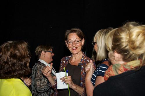 Gudrun Schyman, fredag