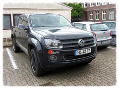 VW Amarok (v8dub) Tags: auto up car wheel vw volkswagen drive automobile 4x4 cab 4 pickup automotive voiture crew pick wd amarok wagen pkw pritsche geländewagen worldcars