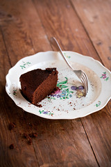 Torta al cioccolato (marifra mentaeliquirizia) Tags: food cake breakfast rice chocolate free flour gluten